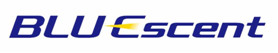 BLU-Escent logo