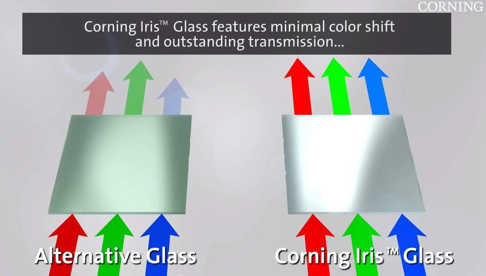 Corning Iris glass_2